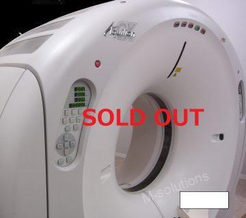 Toshiba Aquilion CX  CT Scanner