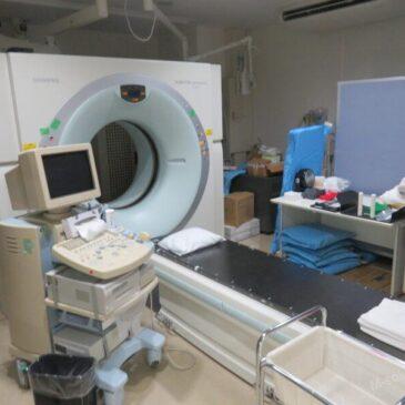 Siemens Sensation Open 40 CT Scanner