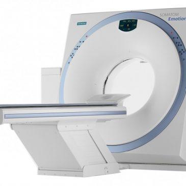 Siemens Emotion Duo CT Scanner