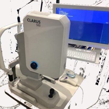 ZEISS CLARUS500 Fundus Camera