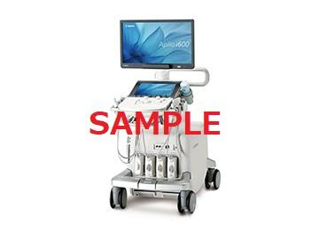 Canon/Toshiba Ultrasound, Aplio i600